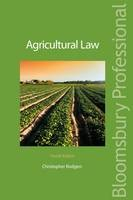 Agricultural Law - ISBN 9781847669483