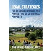 Legal Strategies for the Development and Protection of Communal Property - ISBN 9780197266380