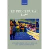 EU Procedural Law - ISBN 9780198707349
