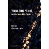 Evidence-Based Policing: Translating Research into Practice - ISBN 9780198719946