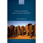 State Succession in Cultural Property - ISBN 9780198738060