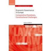 Economic Governance in Europe: Comparative Paradoxes and Constitutional Challenges - ISBN 9780198749134