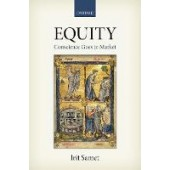 Equity: Conscience Goes to Market - ISBN 9780198766773