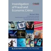 Investigation of Fraud and Economic Crime - ISBN 9780198799016