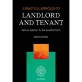 A Practical Approach to Landlord and Tenant - ISBN 9780198802709