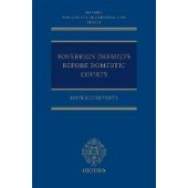 Sovereign Defaults Before Domestic Courts - ISBN 9780198807230