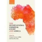 The International Criminal Court and Africa - ISBN 9780198810568
