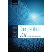 Competition Law - ISBN 9780198826545