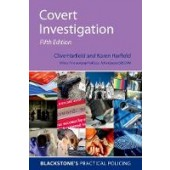 Covert Investigation - ISBN 9780198828532