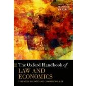 The Oxford Handbook of Law and Economics: Volume 2: Private and Commercial Law - ISBN 9780199684205
