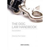 The Dog Law Handbook - ISBN 9780414048188