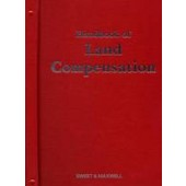 Handbook of Land Compensation - ISBN 9780421418509