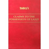 Claims to the Possession of Land - ISBN 9780754506782