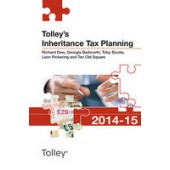 Tolley's Inheritance Tax Planning 2014-15 - ISBN 9780754549260