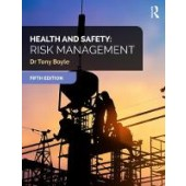 Health and Safety: Risk Management - ISBN 9781138349216