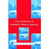 Legal Liabilities in Emergency Medical Services - ISBN 9781138468054