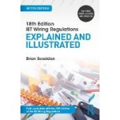 18th Edition IET Wiring Regulations: Explained and Illustrated, 11th ed - ISBN 9781138606050