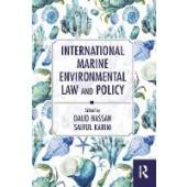 International Marine Environmental Law and Policy - ISBN 9781138651135