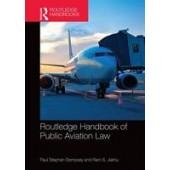 Routledge Handbook of Public Aviation Law - ISBN 9781138807730