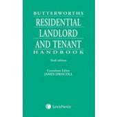 Butterworths Residential Landlord and Tenant Handbook - ISBN 9781405755788