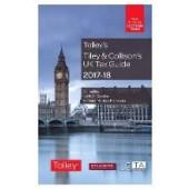 Tiley & Collison's UK Tax Guide 2018-19 - ISBN 9781474303637