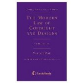 Laddie, Prescott and Vitoria: The Modern Law of Copyright Fifth edition - ISBN 9781474306898