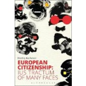 European Citizenship: Ius Tractum of Many Faces - ISBN 9781509902248