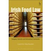 Irish Food Law - ISBN 9781509907793