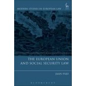 The European Union and Social Security Law - ISBN 9781509911578