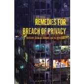 Remedies for Breach of Privacy - ISBN 9781509915606