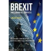 Brexit and Financial Services: Law and Policy - ISBN 9781509915804