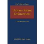 Unitary Patent Enforcement: A Practitioner's Guide - ISBN 9781509924035