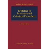 Evidence in International Criminal Procedure: A Commentary - ISBN 9781509924134