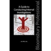 A Guide to Conducting Internal Investigations - ISBN 9781526506085