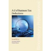 A-Z of Business Tax Deductions - ISBN 9781526507310