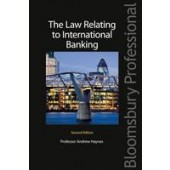 The Law Relating to International Banking - ISBN 9781780432199