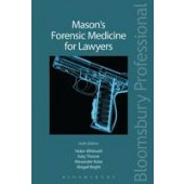 Mason's Forensic Medicine for Lawyers - ISBN 9781780434766