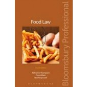 Food Law - ISBN 9781780438214