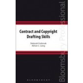 Contract and Copyright Drafting Skills: an A-Z Guide to Working with Clauses - ISBN 9781780438238