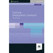 Drafting Employment Contracts - ISBN 9781784460112