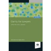 Clarity for Lawyers: Effective Legal Language - ISBN 9781784460488