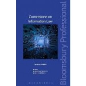Cornerstone on Information Law - ISBN 9781784514112
