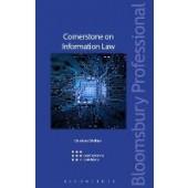 Cornerstone on Information Law - ISBN 9781784514112