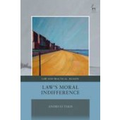 Law's Moral Indifference - ISBN 9781849460149