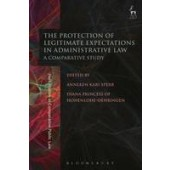 The Protection of Legitimate Expectations in Administrative Law: A Comparative Study - ISBN 9781849465410