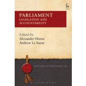 Parliament: Legislation and Accountability - ISBN 9781849467162