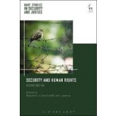 Security and Human Rights - ISBN 9781849467308