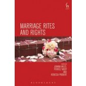 Marriage Rites and Rights - ISBN 9781849469135