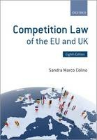 Competition Law of the EU and UK - ISBN 9780198725053