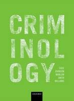 Criminology - ISBN 9780198736752